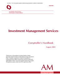 Comptroller's Handbook: Investment Management Services Cover Image