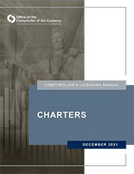 Licensing Manual - Charters Cover Image