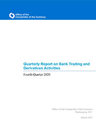 Quarterly Report on Bank Derivatives Activities: Q4 2020